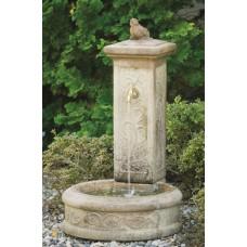 Springtime Garden Fountain