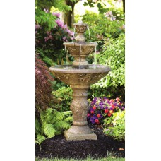 Three Tier Harvest Fountain
