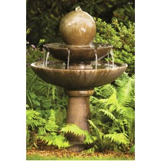 Tranquillity Sphere Spill Fountain