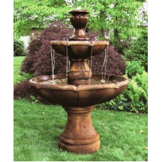 Two Tier Charlotte Fountain