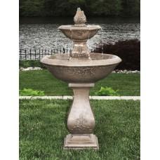 Two Tier Oval Jubilee Fountain