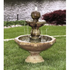 Opal Octagonal Fountain