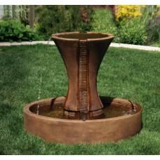 Candia Fluted Fountain