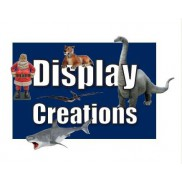 DISPLAY CREATIONS BUTTON